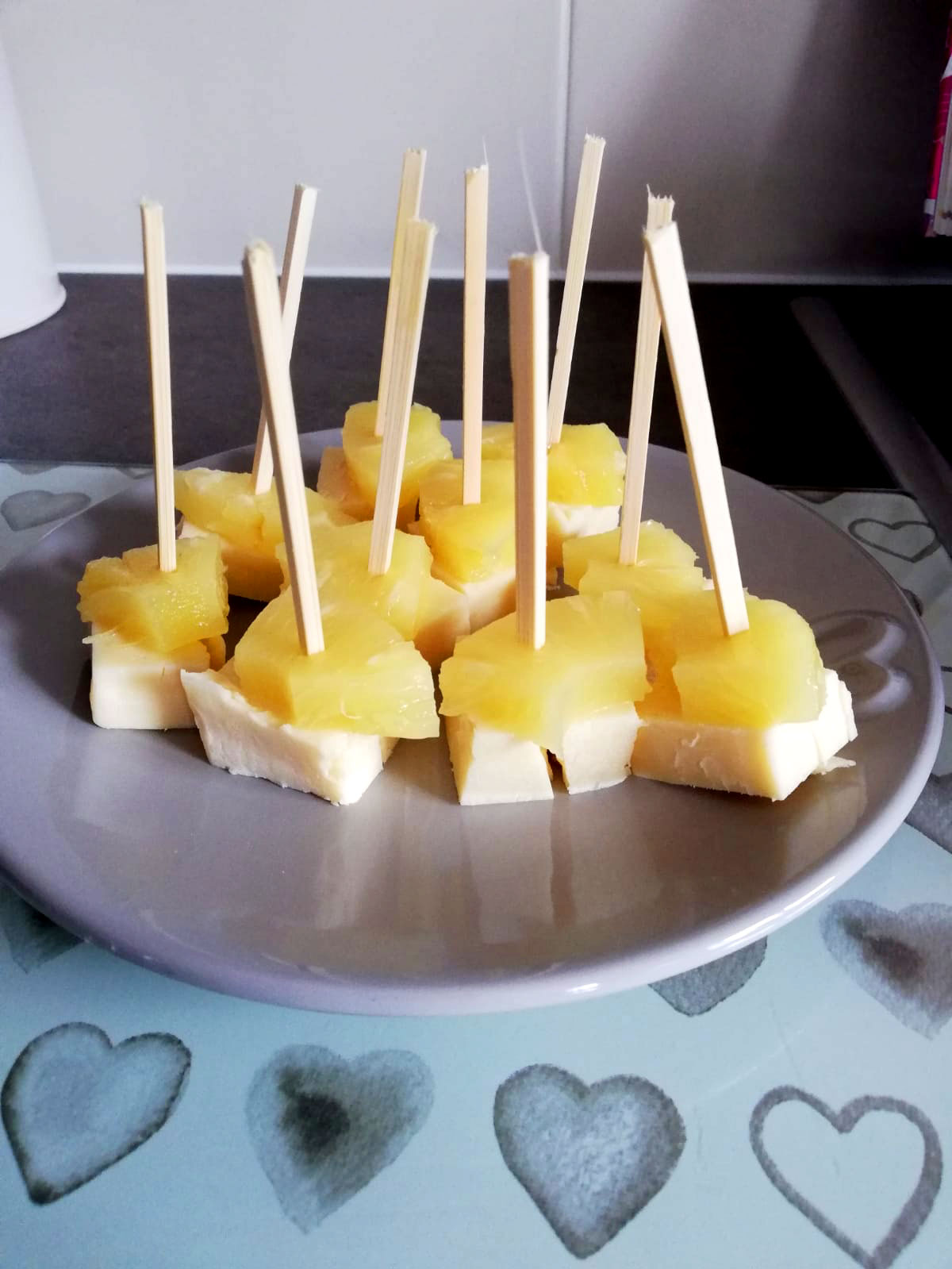 cheese-and-pineapple